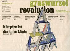 Graswurzelrevolution Nr. 458 (April 2021)