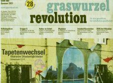 Graswurzelrevolution Nr. 460 (Sommer 2021)