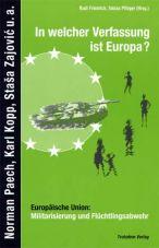 Friedrich / Pflüger: In welcher Verfassung ist Europa?