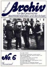 Archiv für die Geschichte des Widerstandes und der Arbeit 6