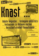 Direct Action - Heft: Knast