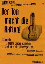 Direct Action - Heft: Lieder für Aktionen
