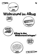 Direct Action - Heft: Widerstand im Alltag
