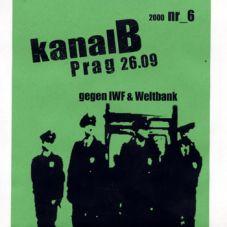 Widerstand gegen IWF und Weltbank, Prag 2000