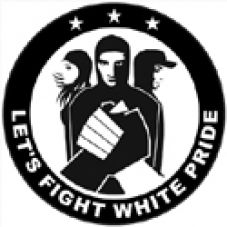 Let`s fight white pride
