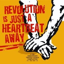 Revolution is just a heartbeat away...