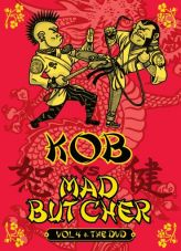 KOB vs. Mad Butcher Teil 4