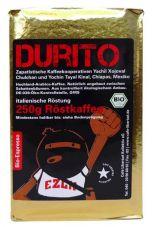 Bio-Espresso Rebeldia Durito 250gr gemahlen